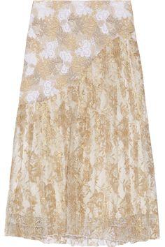 OSCAR DE LA RENTA . #oscardelarenta #cloth #skirt