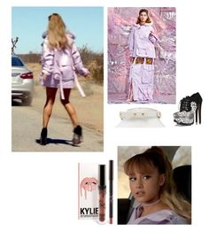 """""""Girl! You better get on T-Mobile """" by jacque-luna ❤ liked on Polyvore featuring Alaïa, Stealherstyle, arianagrandestyle and cebritystyle"""