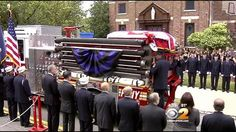 Thousands Bid Emotional Farewell To FDNY Lt. Gordon 'Matt' Ambelas