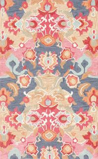 Colorful bohemian rugs