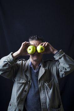 Franck Apples - Portrait | par Remy Carteret