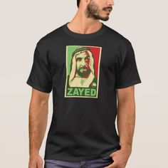 Sheikh Zayed Products T-Shirt - tap to personalize and get yours