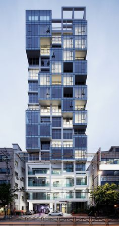 Gallery of Vertical Ocean / Maaps Architects - 6