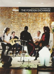 Dear Friends: An Evening With The Foreign Exchange CD+DVD Set http://www.discogs.com/sell/item/250098002