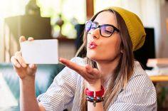 Miláčku, posílám ti pusinku. Ať to vidí celý svět!, Foto: Thinkstock