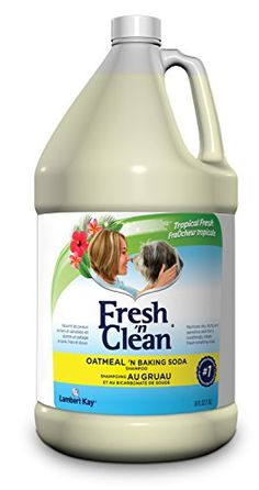 Fresh n Clean Oatmeal n Baking Soda Shampoo 64 oz -- To view further for this item, visit the image link. (Note:Amazon affiliate link)