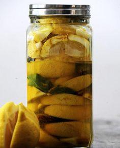 I limoni sotto sale da aggiungere a risotti e panini - Corriere.it