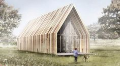 Woodhouse by BXBstudio   #architecture #wood #house #building #home