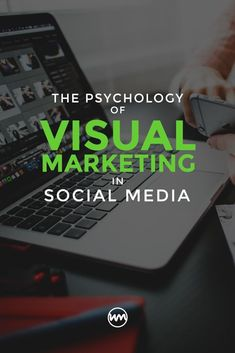 Psychology plays a big part in effective visual content marketing. This article gives insights, research, and studies that show just how to craft a smart visual for your next social media post! #visualcontentmarketing