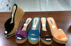 Marsha Mika Wedges Color.