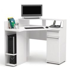 Compre Escrivaninha de Canto e pague em até 12x sem juros. Na Mobly a sua compra é rápida e segura. Confira!