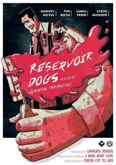 Reservoir Dogs by Pierre Kleinhouse