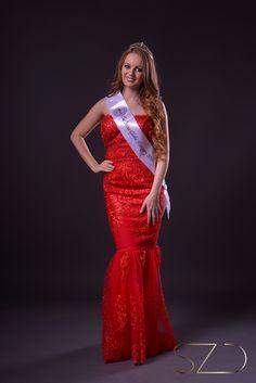 The Miss Globe Hungary 2016 SZONJA DUDIK Princess collection