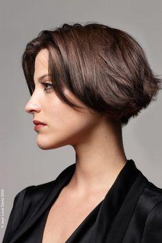 Terrific French Haircut Very Short Bob And Short Bob Hair On Pinterest Hairstyles For Women Draintrainus