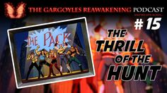 Hey Everyone!  Look what we did!  We recorded Episode 15!  We bring you a shorter podcast : a discussion about S01E06 of Gargoyles : The Thrill of the Hunt.  Stay tuned at the end for our new trivia section and enjoy!  Also you can find all links on our website as well as past recordings.  http://www.gargoylesreawakening.com/  Gargoyles Reawakening Podcast -15- by coda-leia.deviantart.com on @DeviantArt