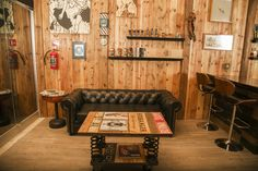 We are so proud of our barbershop and whiskey bar. Thanks a lot to Mattafeller fot the badass photoshoot. Website   Facebook   Instagram