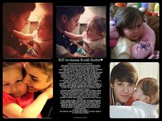 R.I.P Avalanna everyone we'll miss you especially Justin!  The pictures you see are Justin Bieber and Avalanna Routh. Avalanna died September 26,2012 of Brain Cancer. She was 6 years old when she died. Avalanna would of  been 7 years old! She died as a fighter and a joy to our hearts! In love and memory Avalanna!