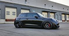 Black F56 from Belgium @267HP & JCW Brakes - 2015 Mini Cooper Forum