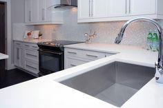 kitchen designed by an edmonton interior designer.