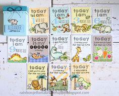 Milestones Cards