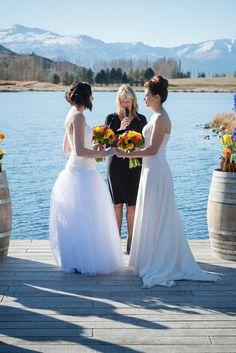 Queenstown Jack's Point wedding