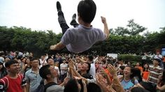 What do you do with millions of extra graduates? Rising joblessness among new university graduates in China and India is creating an army of educated unemployed that some fear could destabilise these huge economies.