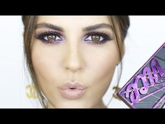 Fall Makeup Tutorial 2015 | New VICE Palette! - YouTube
