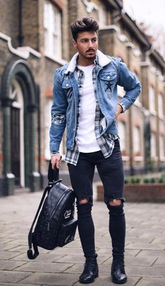 464d85729 5 Men Fashion Tips To Master That Bohemian Style You Desire So Much.  Bohemian and gypsy style outfits for men to wear during music festivals