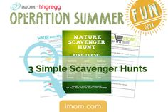 Operation Summer has officially begun! Sign up today to get in on all the Friday fun! #iMOM #hhgregg #summer