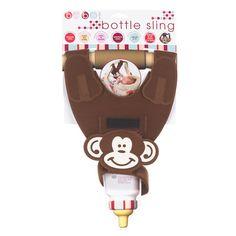 Monkey Bottle Sling Brown 380037970 | Bottle Feeding | Feeding | Shop Online For | BABY | Burlington Coat Factory