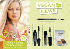 Vegan Benecos mineral make up Mascara + Eye Brow Pencil + Eyeshadow + Mascara #Vegan #Makeup http://www.theremustbeabetterway.co.uk/brand/benecos.html Animal Cruelty Free Mineral Make up ~ Vegetarian Makeup ~ Vegan Make up #Natural #Organic
