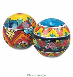 Tapered Talavera Wall Pot | Mexican Patterns | Pinterest | Pots, Flower  Pots And Talavera Pottery