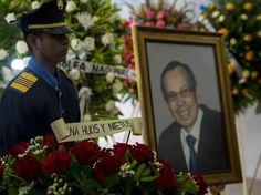 El Parlamento de Nicaragua presidido por un muerto