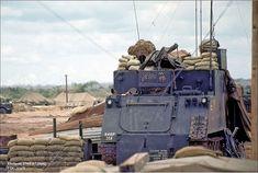 "https://flic.kr/p/rooaWz   M577 FDC 2/35th Artillery ""Husky""   Vietnam 66-67 /Norm Gallagher collection/."