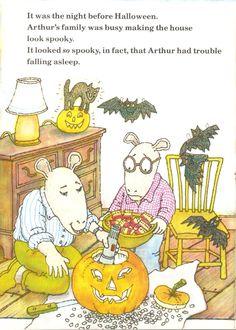02 arthurs halloween