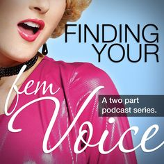"Always here to help. Check out my new 2 part ""Feminizing your Voice"" series. I did the narration, but i also get to try out some fem voice lesson techniques. Check it out"