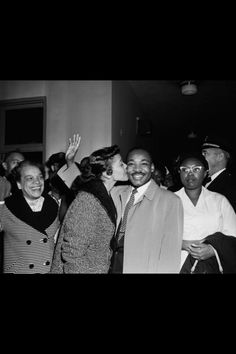 Dr King and Coretta