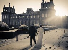 Plan your dream wedding at Blenheim Palace for winter 2015
