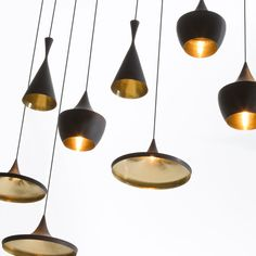 Tom Dixon - Beat Light Pendelleuchten