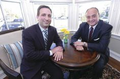 Duff, Cafero helped broker deal that saved Grumman St. John House and will allow Norwalk Inn to expand