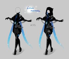 Outfit design - 313 - closed by LotusLumino on DeviantArt