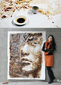 Coffe art