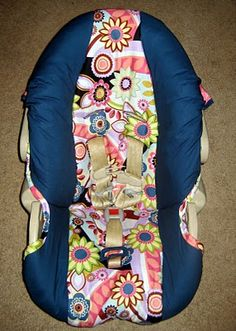 diy car seat cover. Def in other colors but the pattern is what I need.