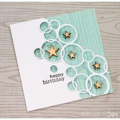 Sizzix Thinlits Stanzschablone Bright Bubbles - www.hansemann.de