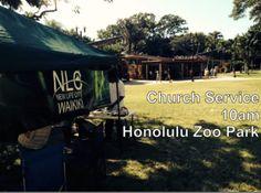 Church In Waikiki - New Life City