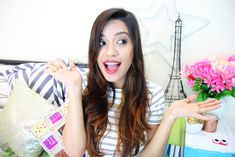 """It feels great to be able to upload again! I have a new haul video for you! All affordable drugstore products! Let's chat in the comments xx DON'T FORGET TO SUBSCRIBE & CLICK """"SHOW MORE""""   Stalk me here:  Facebook http://ift.tt/1jalZSY Twitter https://twitter.com/debasreee Instagram http://ift.tt/1Q37Tgp Email debasree269@gmail.com Snapchat: @debasreee   Products Mentioned: Spray Bottle Rs 35 Sivanna Colors 3d EyeBrow Secret Red Brown Rs 325 Not sivanna but I found a cool one online…"""