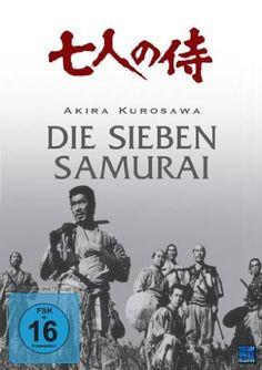 Akira Kurosawa - Die sieben Samurai (Kinofassung) DVD ~ Takashi Shimura, http://www.amazon.de/dp/B002S1PACC/ref=cm_sw_r_pi_dp_6wi2rb0HVQ83K