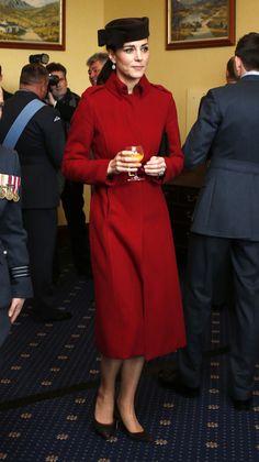 Kate wearing L.K.Bennett
