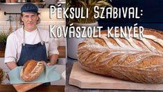 Péksuli Szabival: kovászolt kenyér pofonegyszerűen | Mindmegette.hu - YouTube Croissant Bread, Hungarian Recipes, Ciabatta, Cake Art, Diy Food, Bread Baking, Cake Recipes, Grilling, Bakery