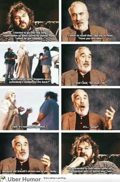 Christopher Lee was the epitome of badass